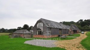 oak barn holiday home
