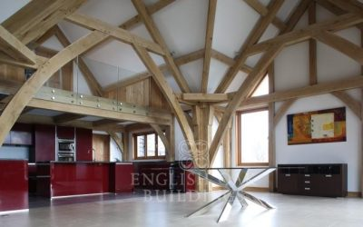 An Oak Kitchen – the heart of the home
