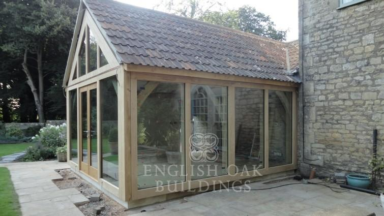 Sunroom, garden room, direct glazing, extension