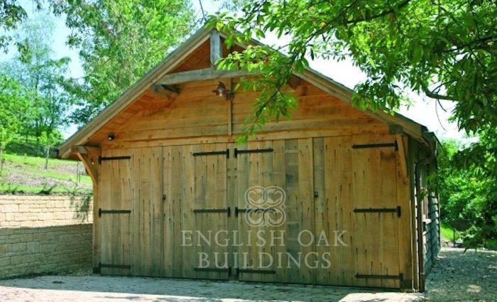 Garages & Barns - English Oak Buildings