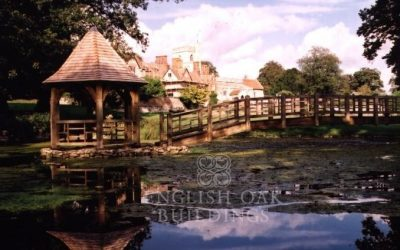 The Attraction of Oak Garden Architecture