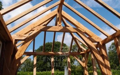 How Much Will a Green Oak Frame Cost Me?