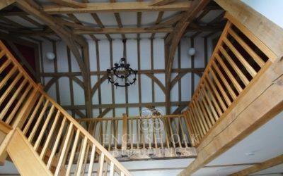 How Oak Can Furnish A Room