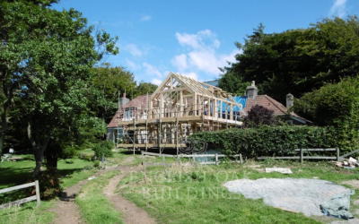 Cliff Cottage – an oak extension to be proud of