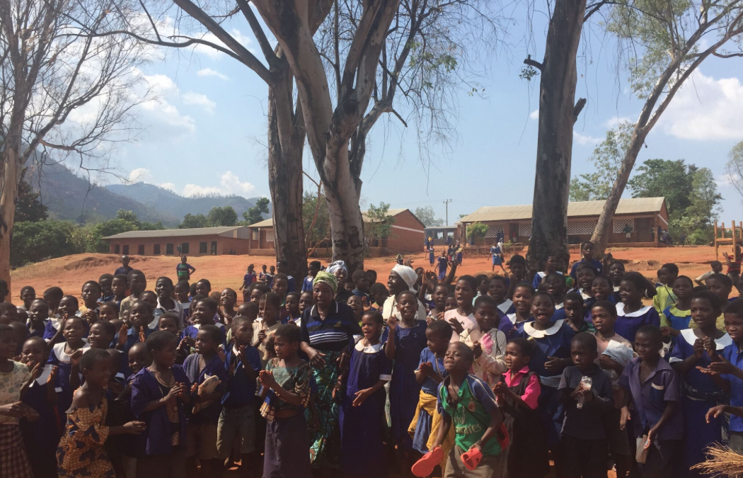 Support in Malawi – helping The One Foundation, part two.