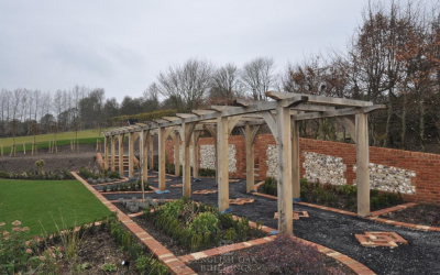Jazzing up your property with a pergola